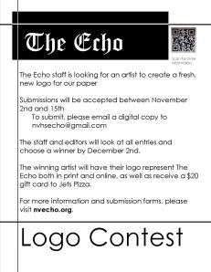 Logo Contest Flyer JPEG