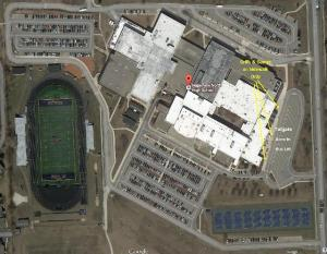 Naperville North Grilling Map