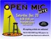 Open Mic Nite PPT slide 122014