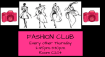 Fashion Club at Neuqua